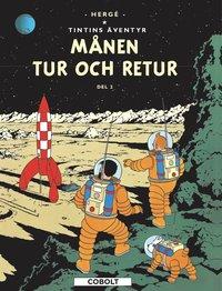 bokomslag Månen tur och retur. Del 2