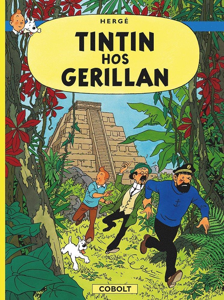 Tintin hos gerillan 1