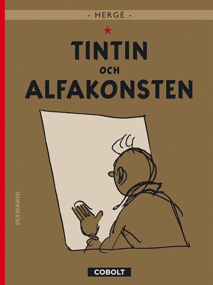 Tintin och alfakonsten 1