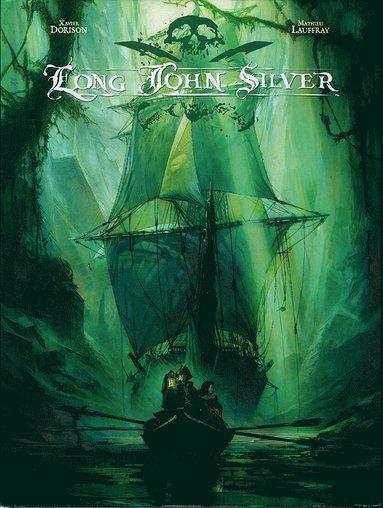 bokomslag Long John Silver 2