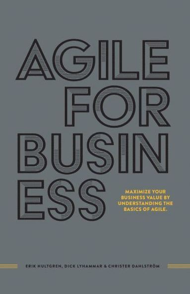 bokomslag Agile for business