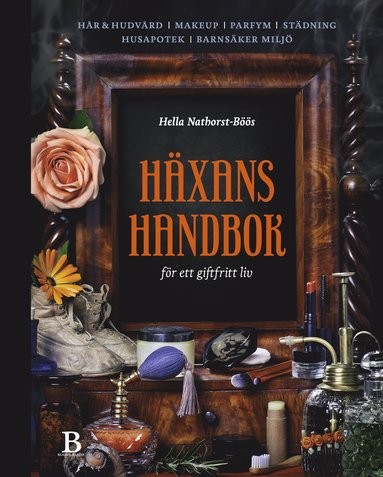 bokomslag Häxans handbok för ett giftfritt liv