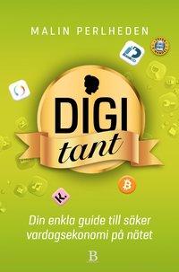bokomslag Digitant : din enkla guide till säker vardagsekonomi på nätet