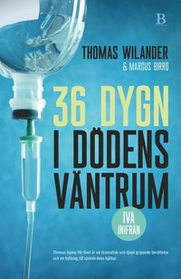 bokomslag 36 dygn i dödens väntrum