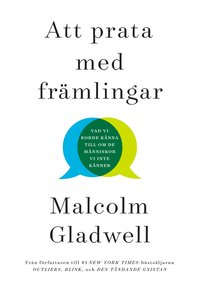 bokomslag Prata med främlingar
