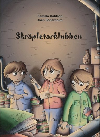 bokomslag Skräpletarklubben