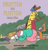 bokomslag Drutten och Plutten firar påsk