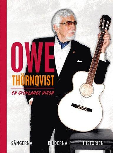 bokomslag Owe Thörnqvist : en gycklares visor