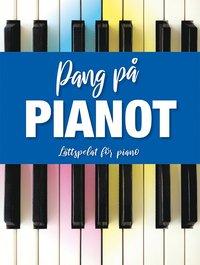bokomslag Pang på pianot