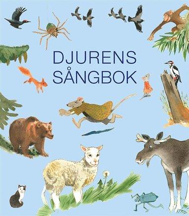 bokomslag Djurens sångbok