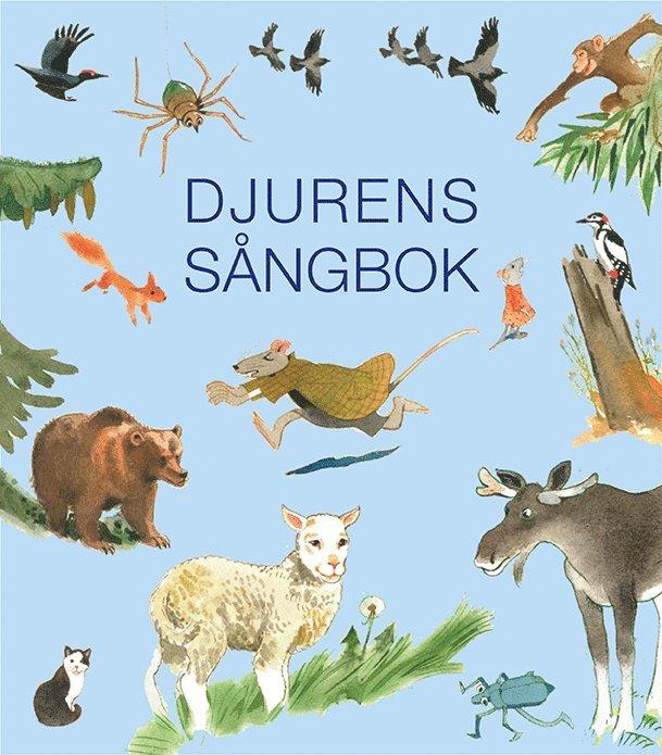 Djurens sångbok 1