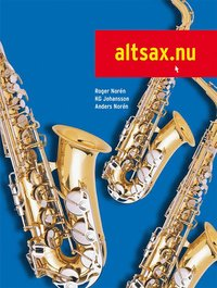 bokomslag Altsax.nu 1