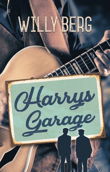 bokomslag Harrys Garage