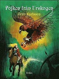 bokomslag Pojken från Urskogen