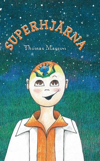 bokomslag Superhjärna