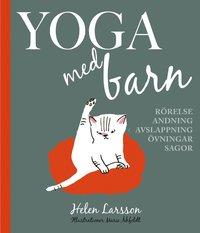 bokomslag Yoga med barn