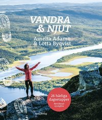 bokomslag Vandra och njut