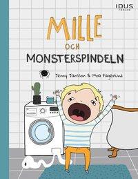 bokomslag Mille och monsterspindeln