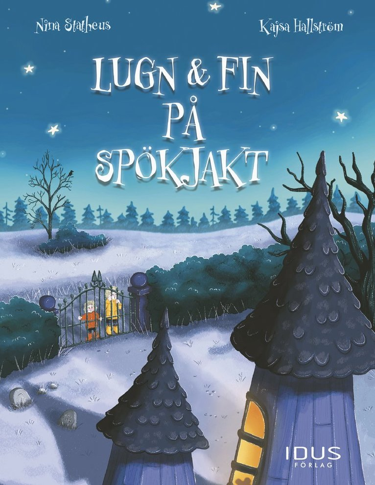 Lugn & Fin på spökjakt 1