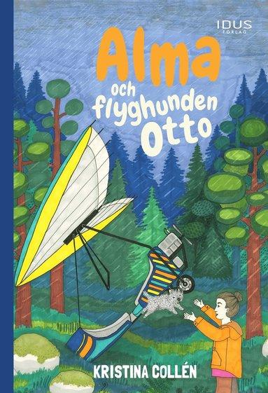 bokomslag Alma och flyghunden Otto