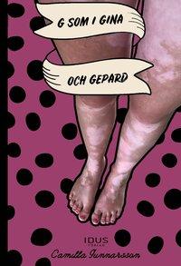 bokomslag G som i Gina och gepard