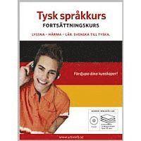 bokomslag Tysk språkkurs. Fortsättningskurs