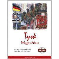 bokomslag Tysk påbyggnadskurs