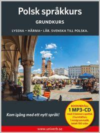 bokomslag Polsk språkkurs. Grundkurs