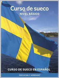 bokomslag Curso Básico de Sueco