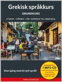 bokomslag Grekisk språkkurs. Grundkurs