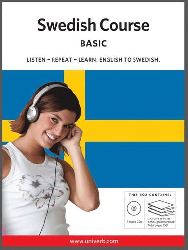 bokomslag Swedish Course. Basic