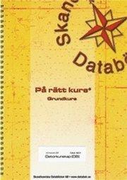 bokomslag Datorkunskap DAA1201 för Office 2000 (Win 98, Excel DB)