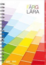 bokomslag Färglära