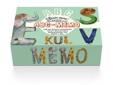 ABC-memo - Spela mera!