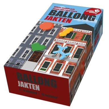 Spel Ballongjakten : Familjestrategi 1