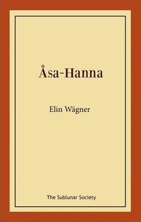 bokomslag Åsa-Hanna