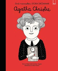 bokomslag Små människor, stora drömmar. Agatha Christie