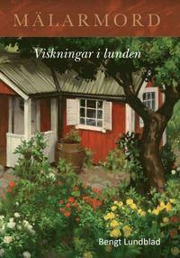 bokomslag Viskningar i lunden : detektivroman