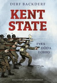 bokomslag Kent State : fyra döda i Ohio