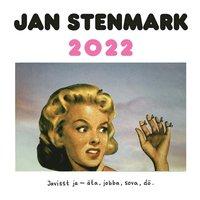 Väggkalender 2022 Jan Stenmark
