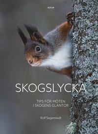 bokomslag Skogslycka : tips för möten i skogens gläntor