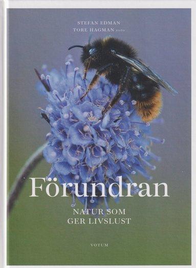 bokomslag Förundran : Natur som ger livslust