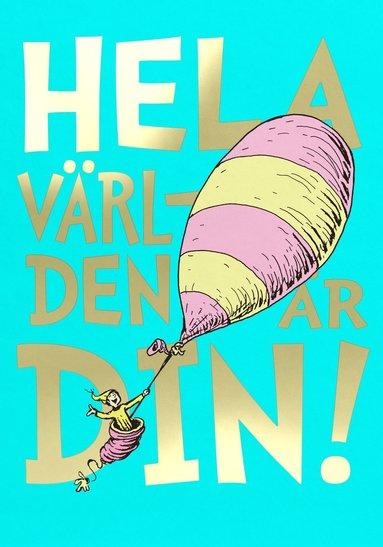 bokomslag Hela världen är din!