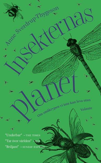 bokomslag Insekternas planet