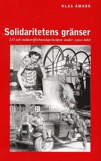 bokomslag Solidaritetens gränser