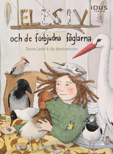 bokomslag Elesiv och de förbjudna fåglarna