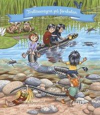 bokomslag Trolläventyret på förskolan