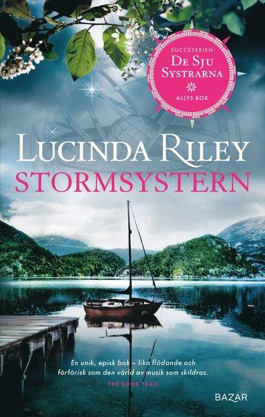 bokomslag Stormsystern : Allys bok