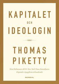 bokomslag Kapitalet och ideologin