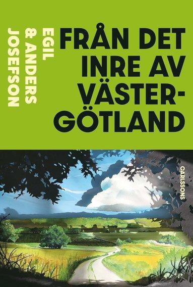 bokomslag Från det inre av Västergötland : två arkeologers färd genom historien